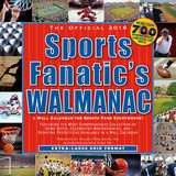 The Official 2016 Sports Fanatic Walmanac - 2016 Calendar Calendars