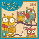 Simply Owls - 2016 Calendar Calendars