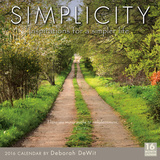 Simplicity - 2016 Calendar Calendars