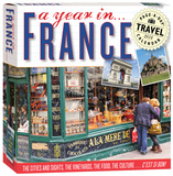 A Year In France Color Page-A-Day - 2016 Boxed Calendar Calendars