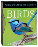 Audubon Birds Page-A-Day Gallery - 2016 Boxed Calendar Calendriers