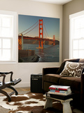 Golden Gate Bridge North View 3 Wall Mural by Henri Silberman