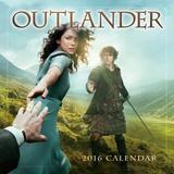 Outlander - 2016 Calendar Calendars