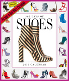 365 Days Of Shoes Picture-A-Day - 2016 Calendar Calendars
