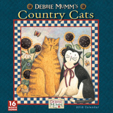 Country Cats  Debbie Mumm - 2016 Calendar Calendars