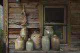 Ceramic Jugs Still-Life Wall Decal by Henri Silberman