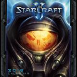 StarCraft II - 2016 Calendar Calendars