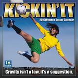 Kickin' It: Women's Soccer - 2016 Calendar Calendars