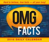OMG Facts - 2016 Boxed Calendar Calendars