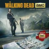 The Walking Dead - 2016 Mini Calendar Calendriers