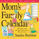 Mom's Family - 2016 Calendar Calendars