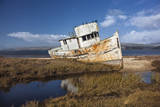 Point Reyes Boat 2 Wall Decal by Henri Silberman