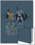 DC Batman Comics Art