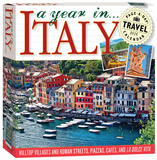 A Year In Italy Color Page-A-Day - 2016 Boxed Calendar Calendars