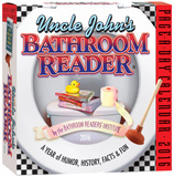 Uncle John's Bathroom Reader Page-A-Day - 2016 Boxed Calendar Calendars