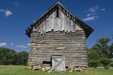 Old Tobacco Barn 3 (North Carolina) Wall Decal by Henri Silberman