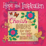 A Year of Hope and Inspiration - 2016 Calendar Calendars