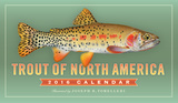 Trout Of North America - 2016 Calendar Calendars