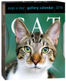 Cat Page-A-Day Gallery - 2016 Boxed Calendar Calendars