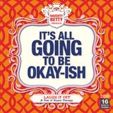 Naughty Betty Presents: Laugh It off! - 2016 Calendar Calendars