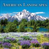 American Landscapes - 2016 Mini Calendar Calendars