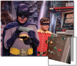 Classic Batman Television Series Art
