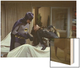 Classic Batman Television Series Wood Print