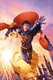 DC Superman Comics: Superman 75th Exclusive Covers Wall Decal
