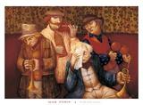 El solo de las maracas Prints by Igor Fomin