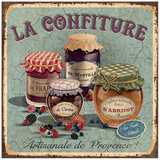 Confiture Prints by Bruno Pozzo