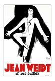 Jean Weidt et ses ballets Posters by  Archive
