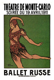 Ballet Russe Posters by  Archive