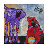 Play Day Giclee Print by Jenny Foster