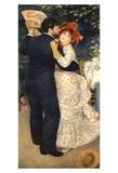 Danse à la campagne Posters by Auguste Renoir