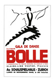 Gala de danse Bolle Prints by  Archive