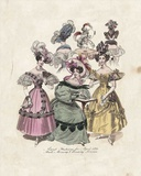 Fashion Plate I Prints by  Archive