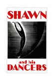 Shawn and his dancers Posters by  Archive
