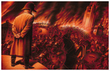Ira Imperatoris Posters by Alain Cardinal