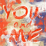 You and me Prints by  Fline