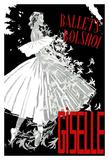 Ballets Bolshoï Plakater af Archive