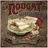Nougat Prints by Bruno Pozzo