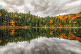 Pond Reflection, White Mountains, New Hampshire Photographic Print by Vincent James