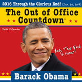 Obama Out of Office Countdown - 2016 Calendar Calendars