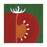 Tomato Giclee Print by Yuko Lau