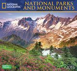 National Parks & Monuments - 2016 Calendar Calendars