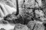 Inside the Cascades at Yosemite, California Photographic Print by Vincent James