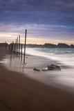Surreal Beachscape, Mendocino Coast California Photographic Print by Vincent James