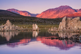Morning Hills at Mono Lake, California Photographic Print by Vincent James