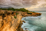 Morning View at Shipwreck Beach, Kauai Hawaii Photographic Print by Vincent James