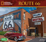 Route 66 - 2016 Calendar Calendars